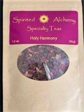 Spirited Alchemy Holy Harmony Anti-Depression Tea